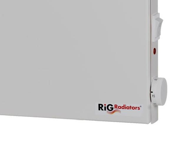 RiG Radiators. Θερμοπομποί Ελληνικής Κατασκευής