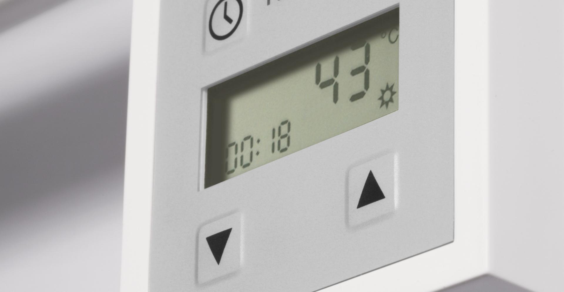 TERMA Θερμοστάτες με Θερμικές Αντιστάσεις